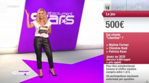 Claire Nevers dans Absolument Stars - 18/01/20 - 06