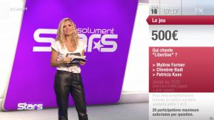 Claire Nevers dans Absolument Stars - 18/01/20 - 07