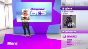 Claire Nevers dans Absolument Stars - 18/01/20 - 10