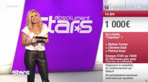 Claire Nevers dans Absolument Stars - 18/01/20 - 14