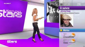 Claire Nevers dans Absolument Stars - 18/01/20 - 17