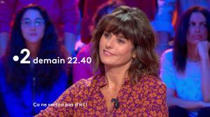 Faustine Bollaert dans une Bande-Annonce pour Ça Ne Sortira pas d'Ici - 22/10/19 - 02