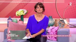 Faustine Bollaert dans Ça Commence Aujourd'hui - 06/02/20 - 05