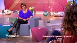 Faustine Bollaert dans Ça Commence Aujourd'hui - 06/02/20 - 14