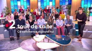 Faustine Bollaert dans Ça Commence Aujourd'hui - 09/08/19 - 02