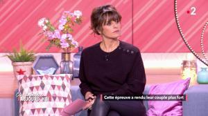 Faustine Bollaert dans Ça Commence Aujourd'hui - 09/08/19 - 08