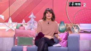 Faustine Bollaert dans Ça Commence Aujourd'hui, Des Nouvelles... - 02/12/19 - 01