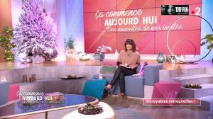 Faustine Bollaert dans Ça Commence Aujourd'hui, Des Nouvelles... - 02/12/19 - 03