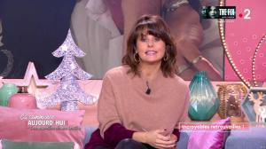 Faustine Bollaert dans Ça Commence Aujourd'hui, Des Nouvelles... - 02/12/19 - 04