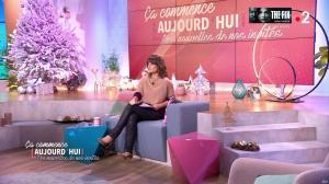Faustine Bollaert dans Ça Commence Aujourd'hui, Des Nouvelles... - 02/12/19 - 06