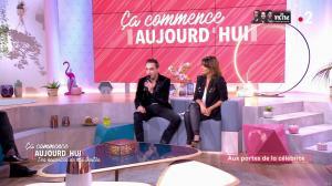 Faustine Bollaert dans Ça Commence Aujourd'hui, Des Nouvelles... - 07/10/19 - 02