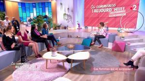 Faustine Bollaert dans Ça Commence Aujourd'hui, Des Nouvelles... - 09/10/19 - 03