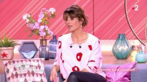Faustine Bollaert dans Ça Commence Aujourd'hui, Des Nouvelles... - 09/10/19 - 06