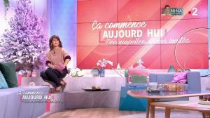 Faustine Bollaert dans Ça Commence Aujourd'hui, Des Nouvelles... - 11/12/19 - 02