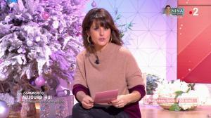 Faustine Bollaert dans Ça Commence Aujourd'hui, Des Nouvelles... - 11/12/19 - 04