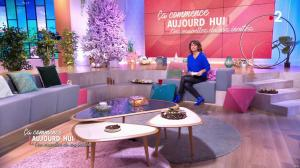 Faustine Bollaert dans Ça Commence Aujourd'hui, Des Nouvelles... - 13/12/19 - 01