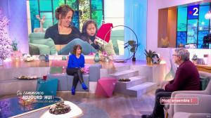 Faustine Bollaert dans Ça Commence Aujourd'hui, Des Nouvelles... - 13/12/19 - 05