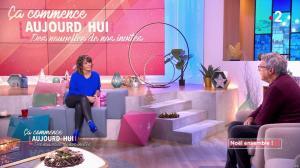 Faustine Bollaert dans Ça Commence Aujourd'hui, Des Nouvelles... - 13/12/19 - 06