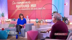 Faustine Bollaert dans Ça Commence Aujourd'hui, Des Nouvelles... - 13/12/19 - 07