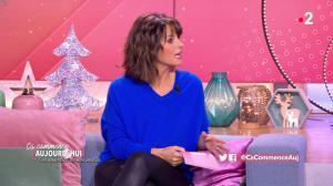 Faustine Bollaert dans Ça Commence Aujourd'hui, Des Nouvelles... - 13/12/19 - 09