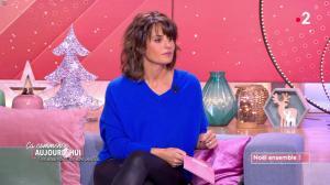 Faustine Bollaert dans Ça Commence Aujourd'hui, Des Nouvelles... - 13/12/19 - 10