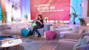 Faustine Bollaert dans Ça Commence Aujourd'hui, Des Nouvelles... - 18/10/19 - 02