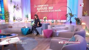 Faustine Bollaert dans Ça Commence Aujourd'hui, Des Nouvelles... - 18/10/19 - 03