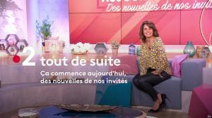 Faustine Bollaert dans Ça Commence Aujourd'hui des Nouvelles - 22/01/20 - 02