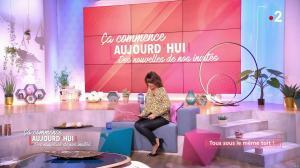 Faustine Bollaert dans Ça Commence Aujourd'hui, Des Nouvelles... - 22/01/20 - 03