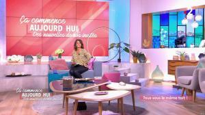 Faustine Bollaert dans Ça Commence Aujourd'hui, Des Nouvelles... - 22/01/20 - 06