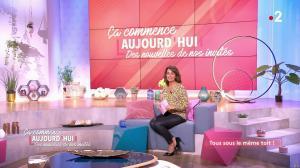 Faustine Bollaert dans Ça Commence Aujourd'hui, Des Nouvelles... - 22/01/20 - 10