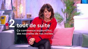 Faustine Bollaert dans Ça Commence Aujourd'hui, Des Nouvelles... - 22/11/19 - 02