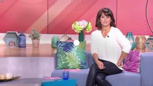 Faustine Bollaert dans Ça Commence Aujourd'hui, Des Nouvelles... - 24/10/19 - 01