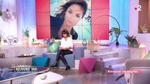 Faustine Bollaert dans Ça Commence Aujourd'hui des Nouvelles - 24/10/19 - 04