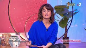 Faustine Bollaert dans Ça Commence Aujourd'hui, Des Nouvelles... - 27/11/19 - 04