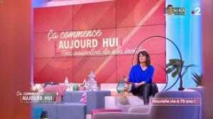 Faustine Bollaert dans Ça Commence Aujourd'hui, Des Nouvelles... - 27/11/19 - 05
