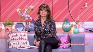 Faustine Bollaert dans Ça Commence Aujourd'hui, Des Nouvelles... - 29/01/20 - 04