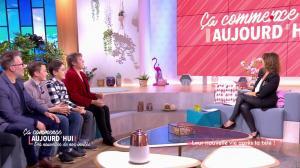 Faustine Bollaert dans Ça Commence Aujourd'hui des Nouvelles - 29/01/20 - 14
