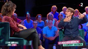 Faustine Bollaert dans Ça Ne Sortira pas d'Ici - 23/10/19 - 09