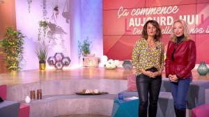 Faustine Bollaert et Camilla de Bourbon dans Ça Commence Aujourd'hui, Des Nouvelles... - 14/01/20 - 01