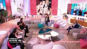Faustine Bollaert et Christele Albaret dans Ça Commence Aujourd'hui des Nouvelles - 29/01/20 - 10