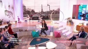 Faustine Bollaert et Christèle Albaret dans Ça Commence Aujourd'hui, Des Nouvelles... - 29/01/20 - 13
