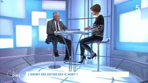 Mélanie Taravant dans C à Dire - 01/01/20 - 04