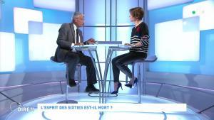 Mélanie Taravant dans C à Dire - 01/01/20 - 05