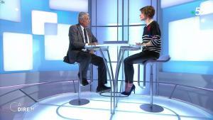 Mélanie Taravant dans C à Dire - 01/01/20 - 06