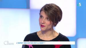 Mélanie Taravant dans C à Dire - 01/01/20 - 07