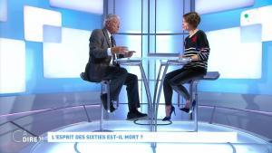 Mélanie Taravant dans C à Dire - 01/01/20 - 09