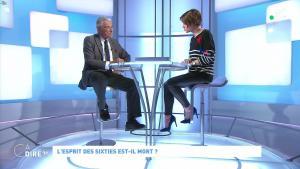 Mélanie Taravant dans C à Dire - 01/01/20 - 10