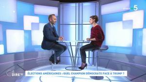 Mélanie Taravant dans C à Dire - 03/02/20 - 02