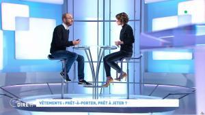 Mélanie Taravant dans C à Dire - 05/12/19 - 03